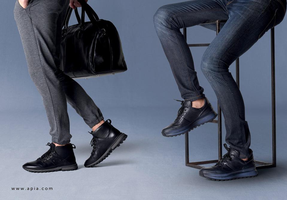 APIA trampki sneakersy męskie