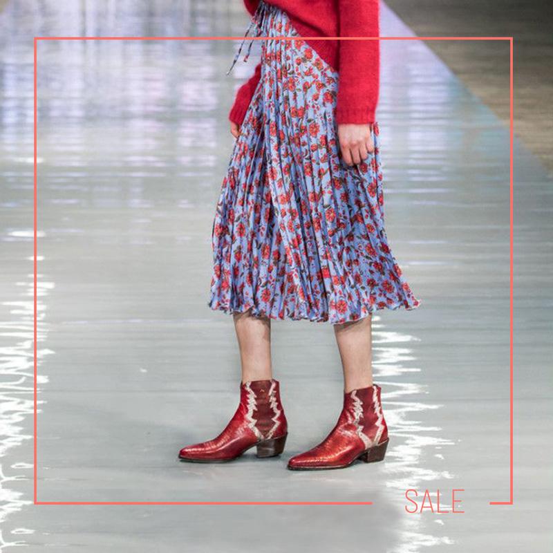 kowbojki APIA ankle boots
