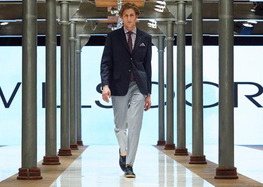 Apia buty męskie Ideo kolekcja ss17 Van Graff Wilsoor Klub Starego Browaru model Jakob Kosel