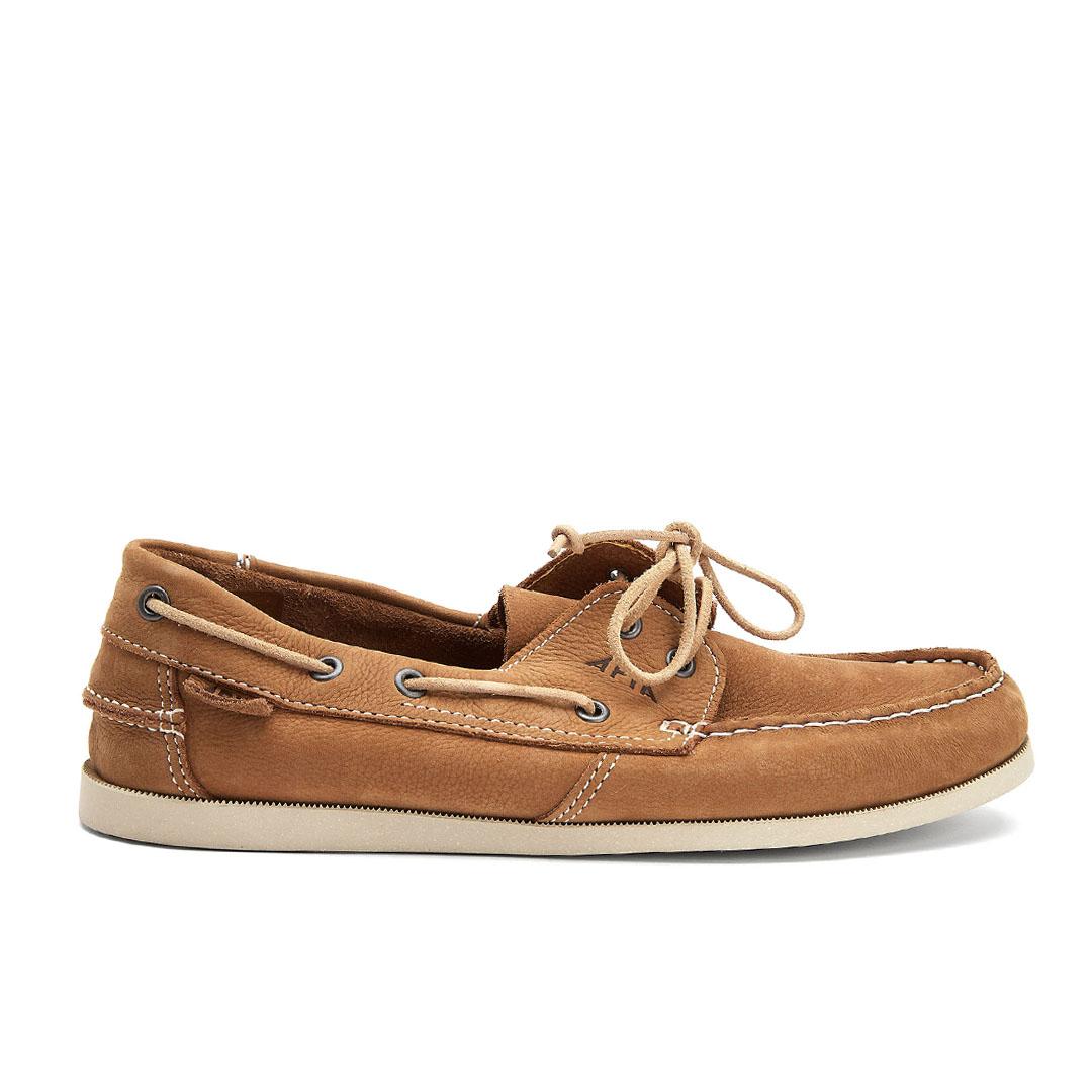 brązowe-półbuty-boat shoes-APIA-77racing