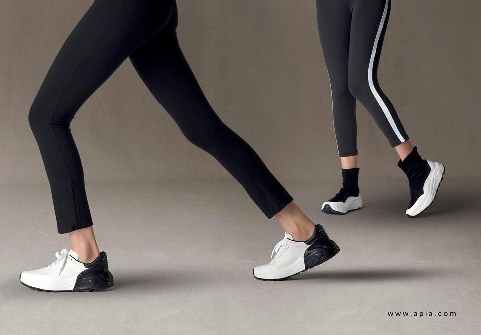 Apia sneakersy botki skarpetki kolekcja butów Officine Creative