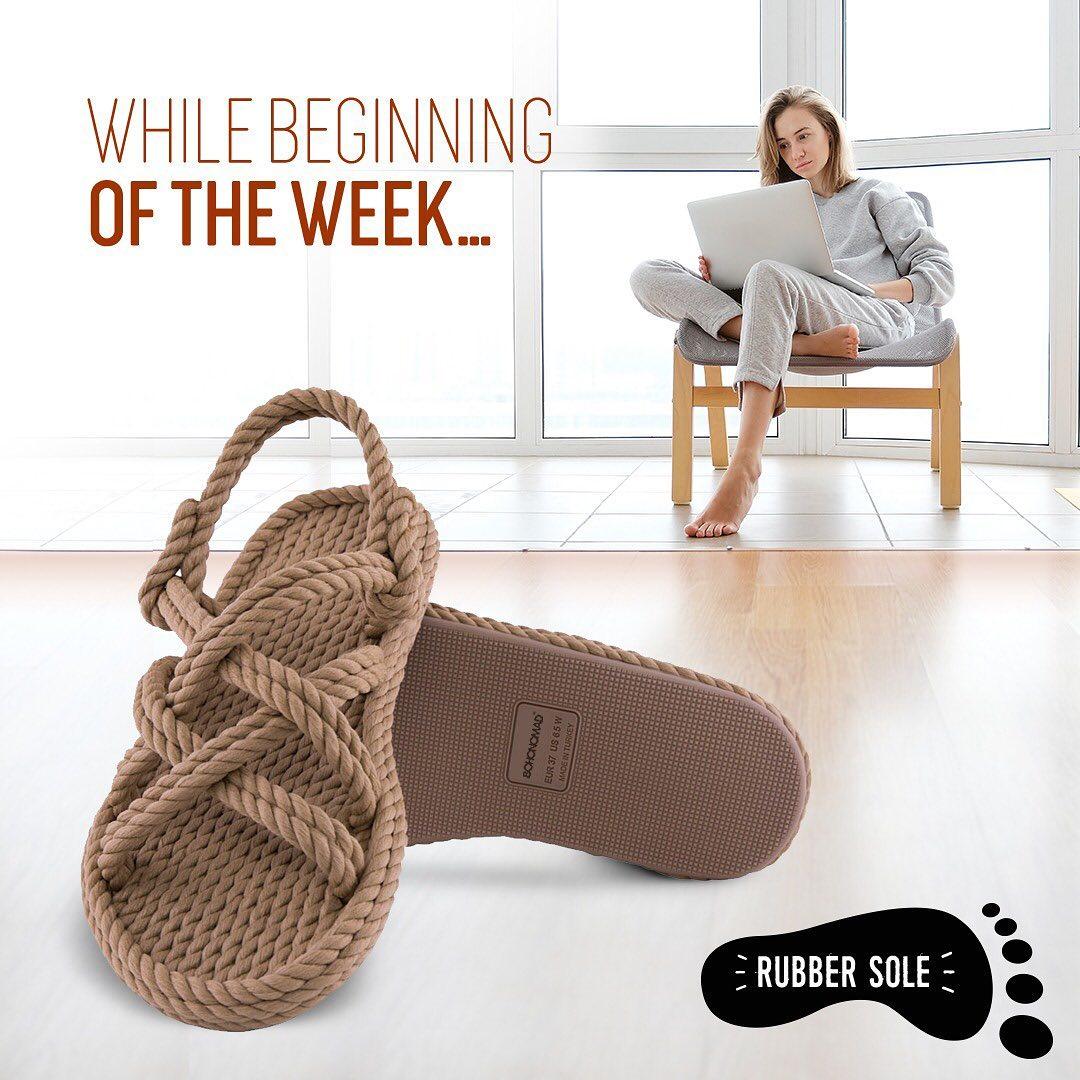 bohonomad sandały buty apia