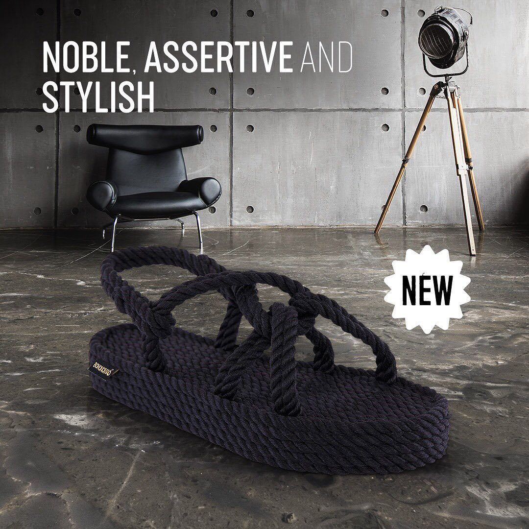design sandals rope Bohonomad APIA shoes