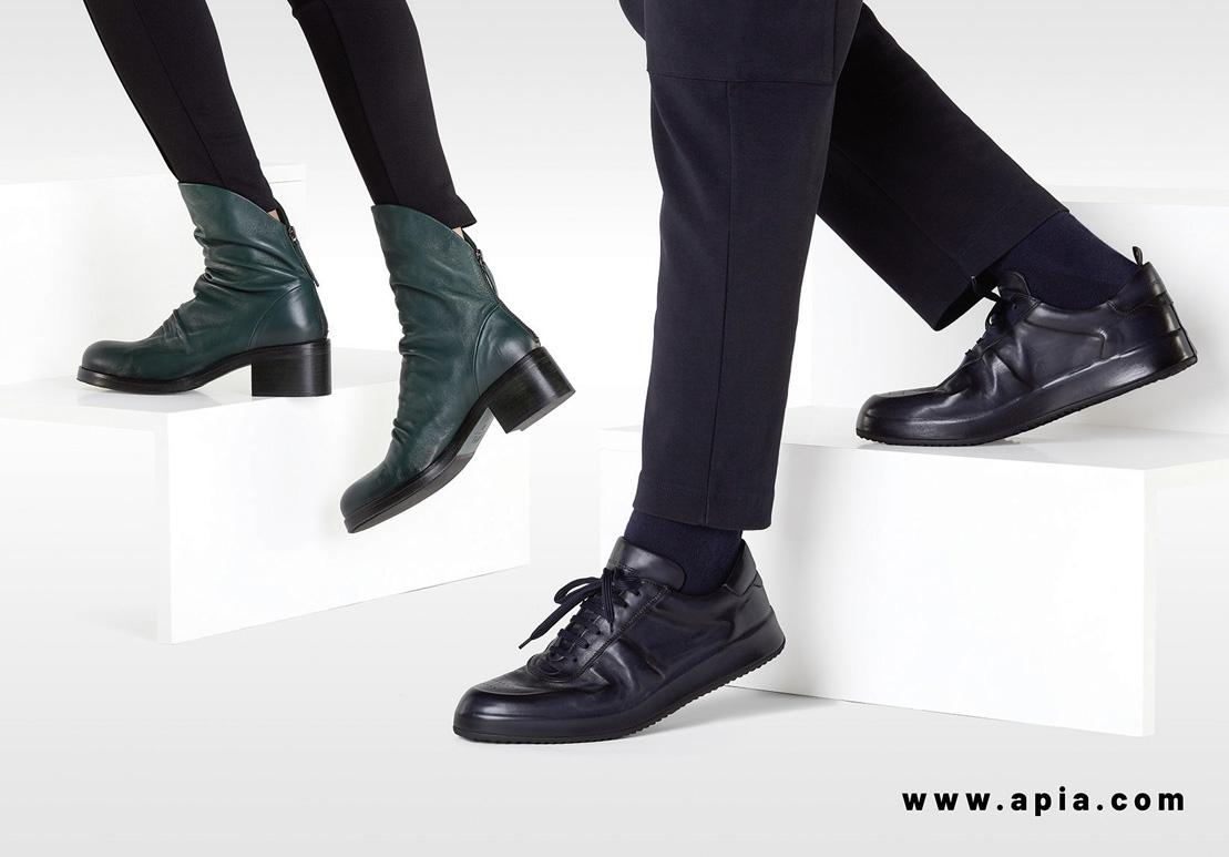 botki sneakersy APIA