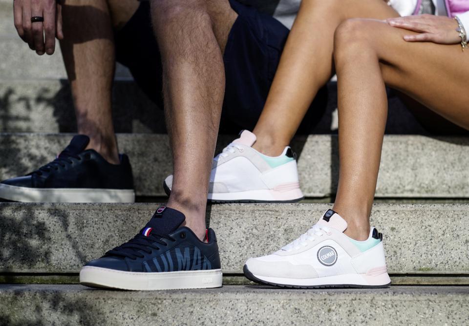 damskie i męskie sneakersy Colmar buty APIA