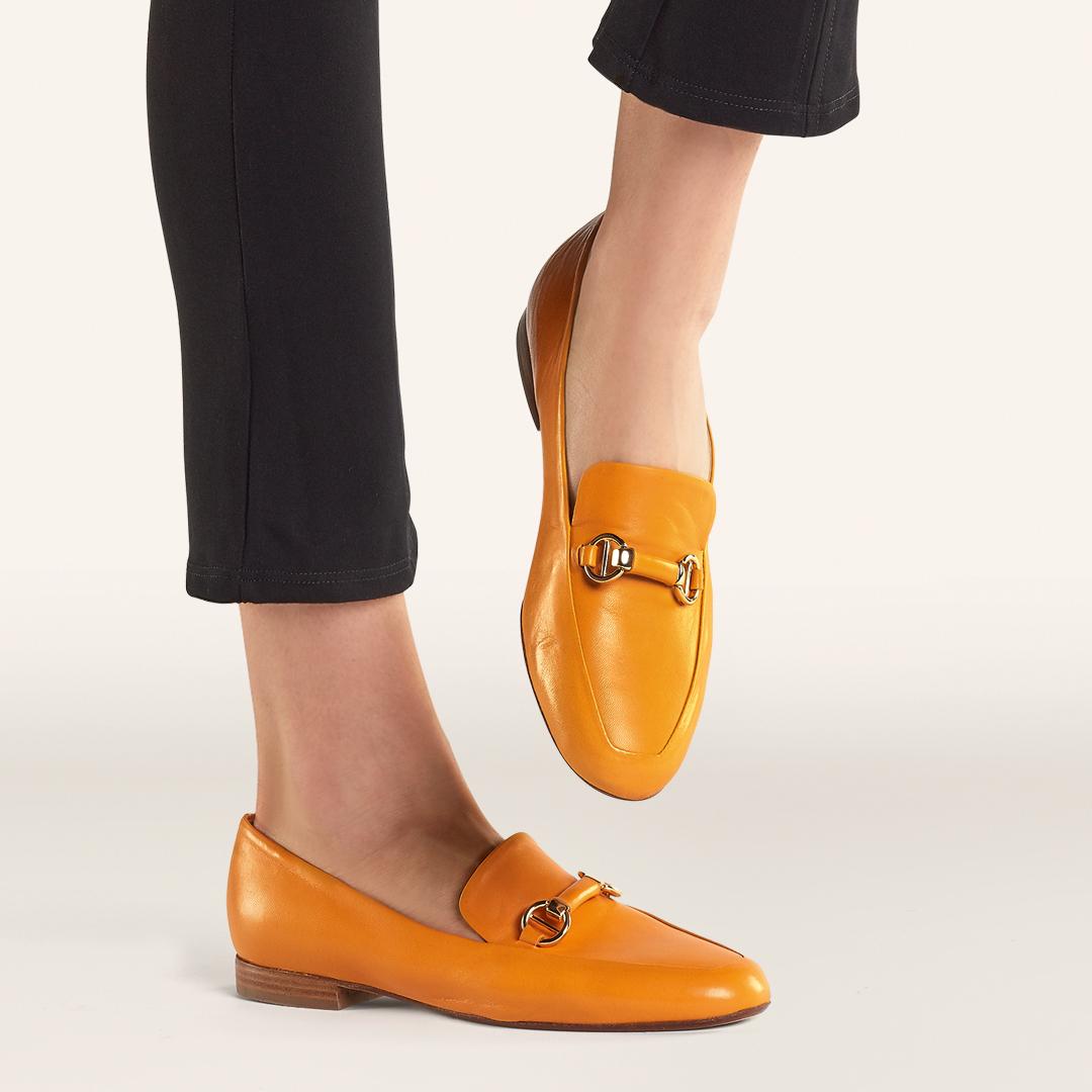 loafersy damskie mokasyny