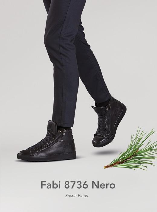 lux trampki sneakersy Fabi Apia