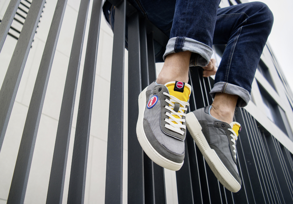 męskie sneakersy Colmar buty APIA