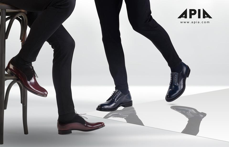 buty APIA dla mężczyzn
