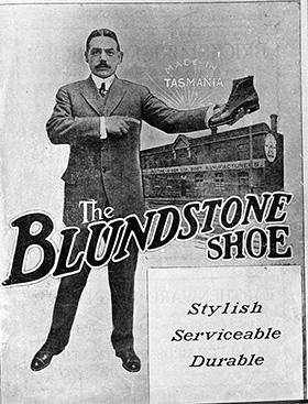 historia marki Blundstone