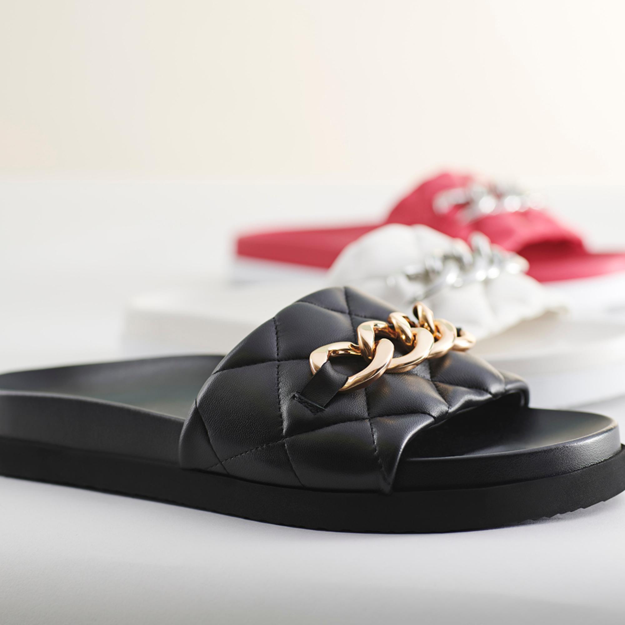płaskie klapki Hogl buty APIA