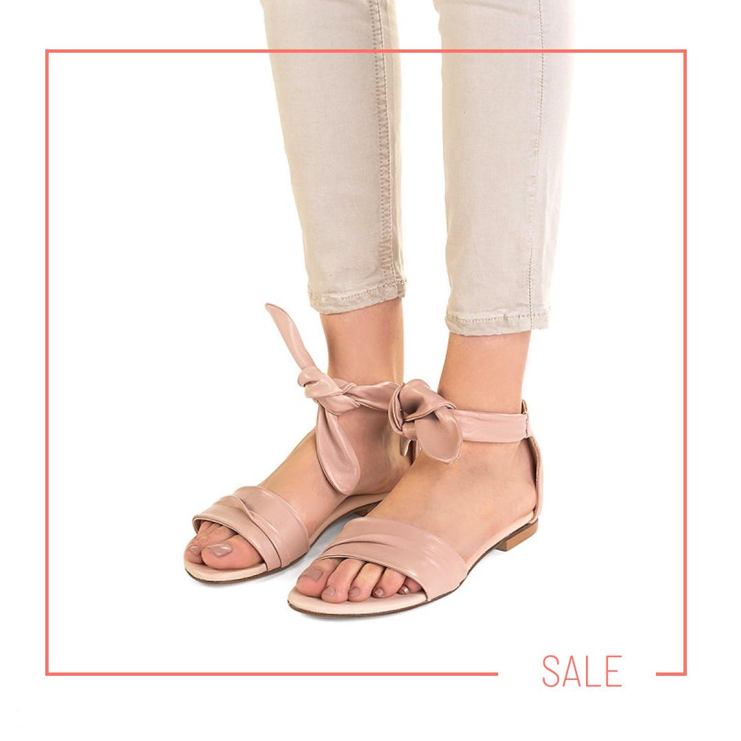 płaskie sandały APIA Reda