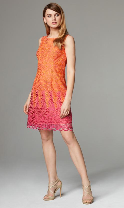 sandały na szpilce Icone Apia 6046 sukienka Taranko