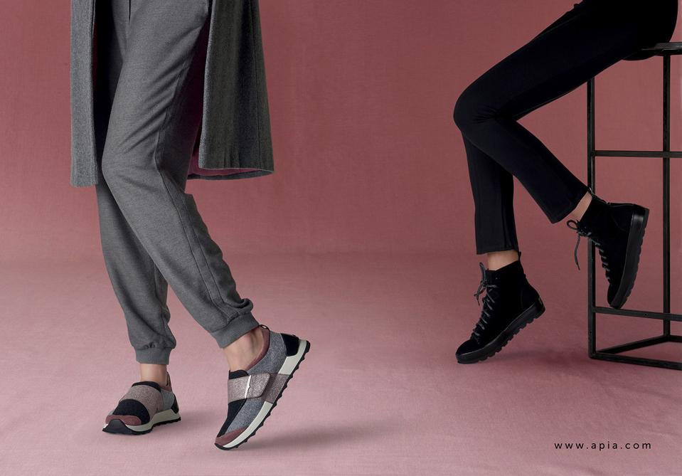sneakersy trampki damskie APIA