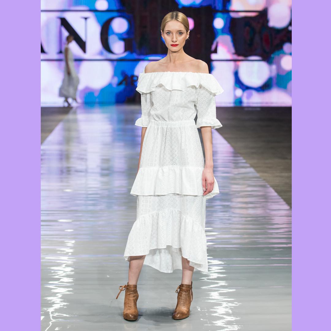 sukienka boho Angell botki letnie Officine Creative kolekcja apia