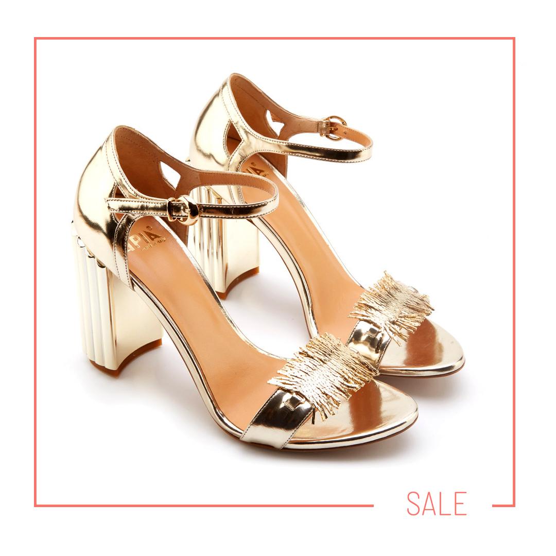 złote sandały glamour APIA Napoli.jpg